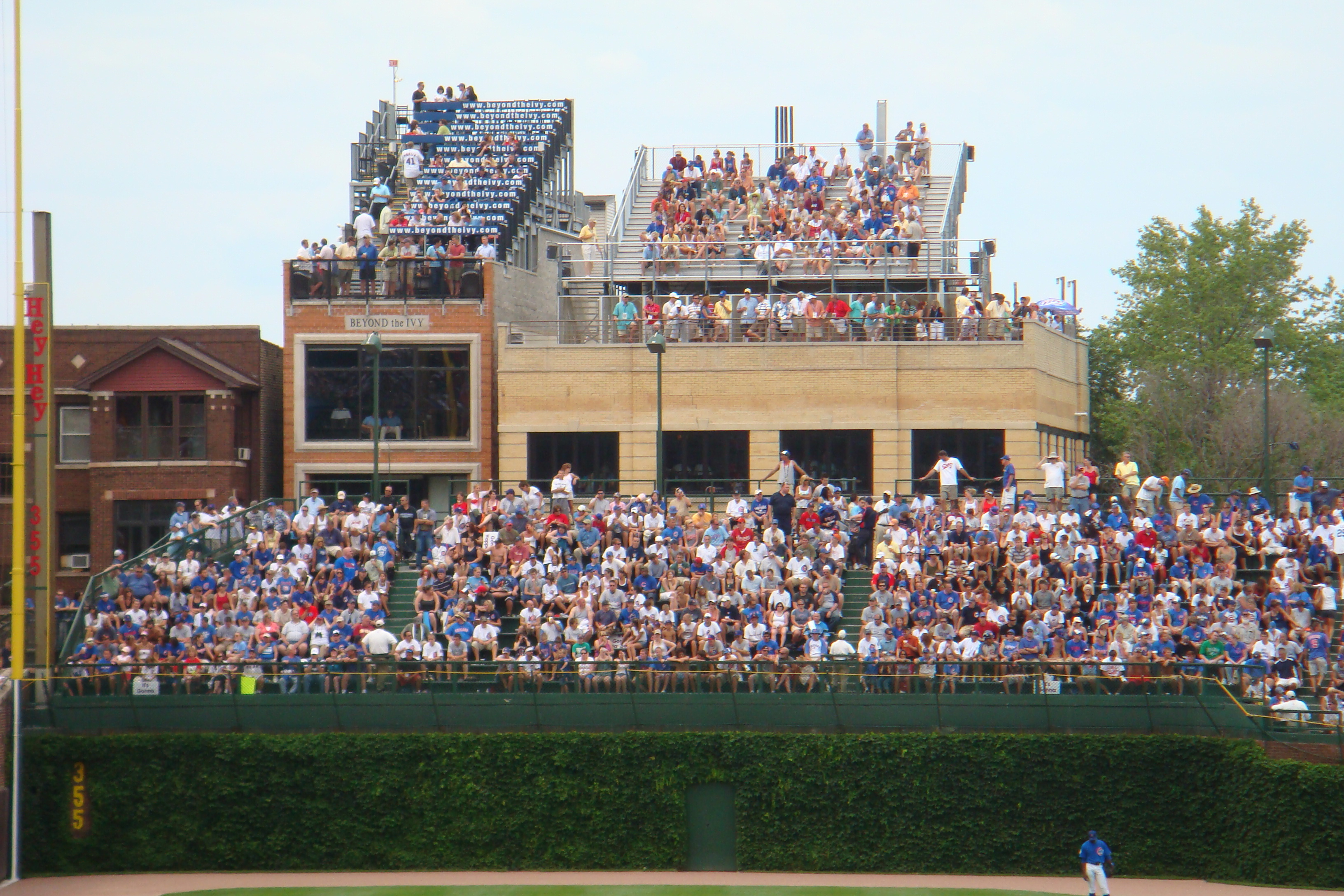 Fan Pictures at Wrigley Field Wrigley Field – Cubs Fans