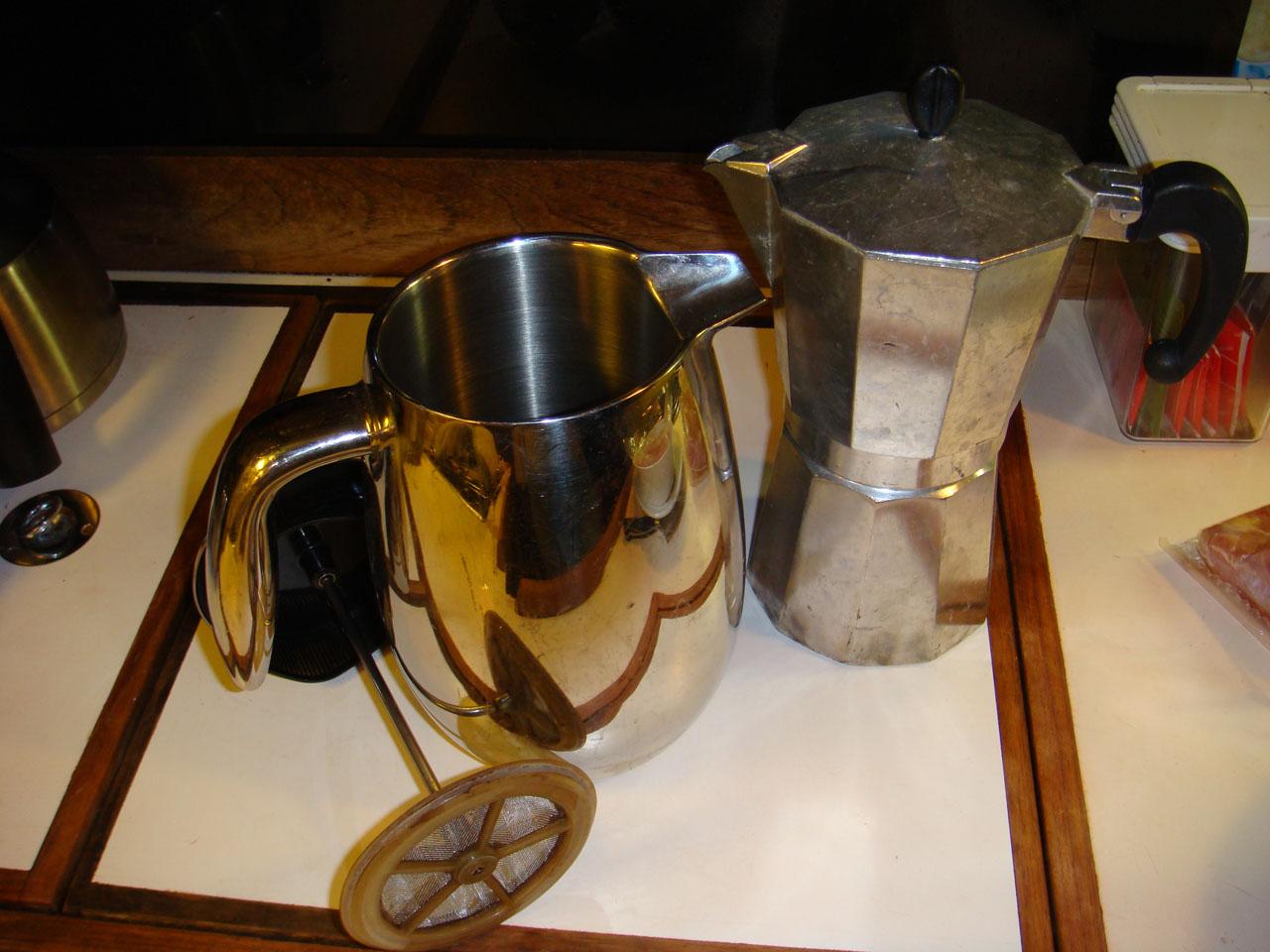 Melitta Coffee Maker Stove Top : Sailing Topics