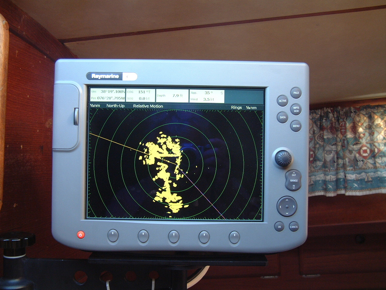 Upgraded Electronics Raymarine Radar Wiring Diagram Click On Picture To View At Full Resolution